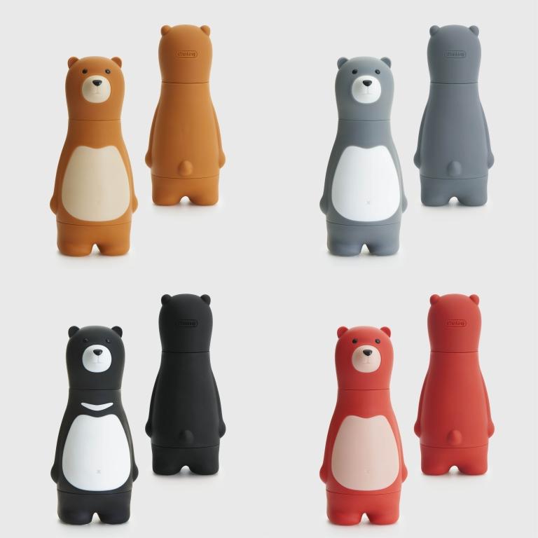 熊熊正反面_四色